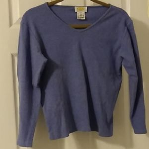 💜 Talbot's Long sleeve top, Talbot's PS